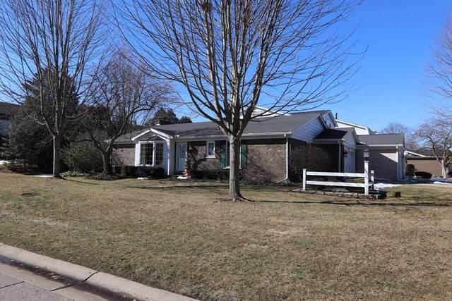 474 Ashley Drive, Grand Blanc, MI 48439 (MLS #50035286) :: The BRAND Real Estate