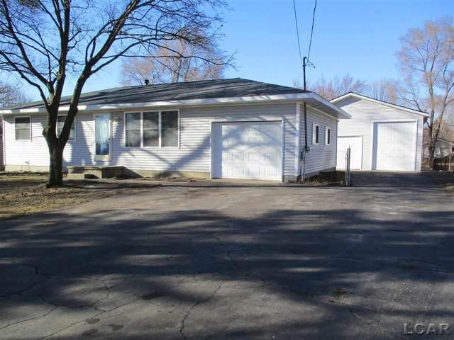 3748 Gady, Tecumseh, MI 49286 (MLS #50035314) :: The BRAND Real Estate