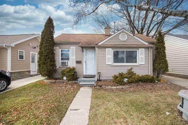 28073 Waverly St, Roseville, MI 48066 (MLS #50035329) :: The BRAND Real Estate