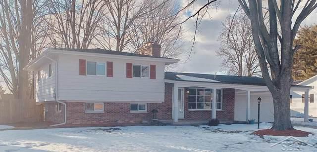 1545 Van Wagoner Dr, Saginaw, MI 48638 (MLS #50035340) :: The BRAND Real Estate