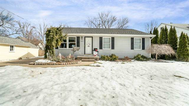 805 Burns, Essexville, MI 48732 (MLS #50035351) :: The BRAND Real Estate