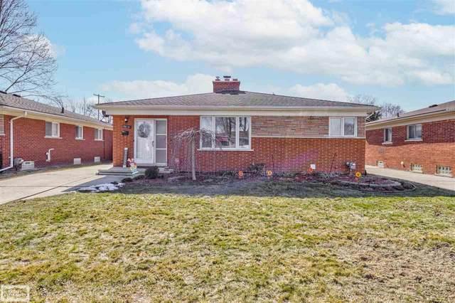 19818 Mauer, Saint Clair Shores, MI 48080 (MLS #50035390) :: The BRAND Real Estate