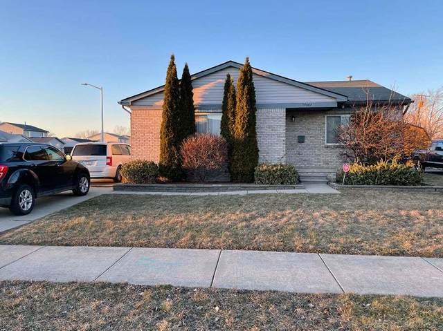 17361 Wellington, Roseville, MI 48066 (MLS #50035391) :: The BRAND Real Estate