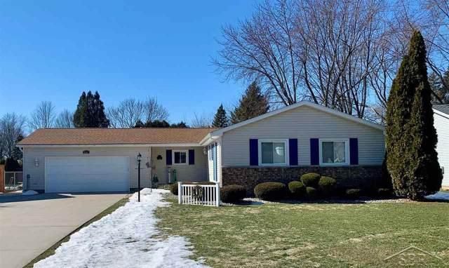 2447 E Gatesboro, Saginaw, MI 48603 (MLS #50035422) :: The BRAND Real Estate