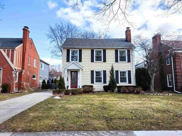 740 Lincoln, Grosse Pointe, MI 48230 (MLS #50035433) :: The BRAND Real Estate