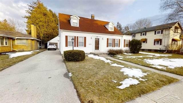918 Thurman St, Saginaw, MI 48602 (MLS #50035445) :: The BRAND Real Estate