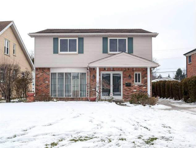 65 Vernier, Grosse Pointe Shores, MI 48236 (MLS #50035446) :: The BRAND Real Estate