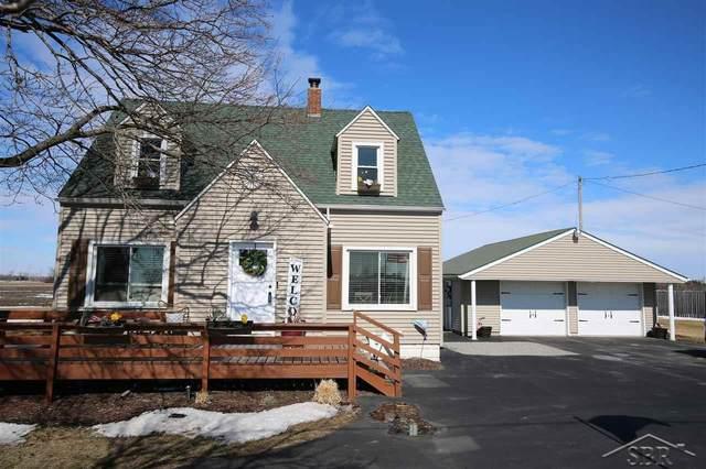 1206 W Cass Avenue Rd, Bay City, MI 48708 (MLS #50035472) :: The BRAND Real Estate