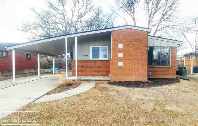 22842 Sunnyside, Saint Clair Shores, MI 48080 (MLS #50035474) :: The BRAND Real Estate