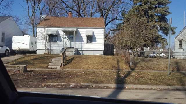 3410 Hogarth Ave, Flint, MI 48503 (MLS #50035543) :: The BRAND Real Estate