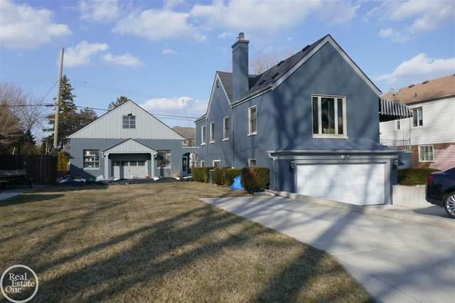 22541 Statler, Saint Clair Shores, MI 48081 (MLS #50035550) :: The BRAND Real Estate