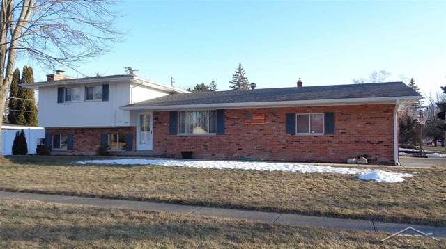 3261 Luther Road, Saginaw, MI 48603 (MLS #50035565) :: The BRAND Real Estate