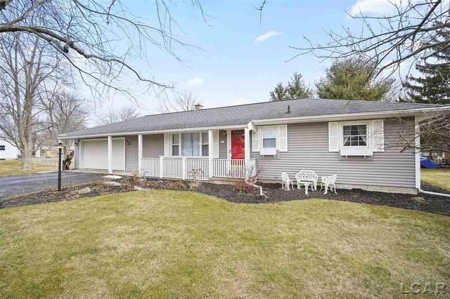 2795 Elmwood Dr, Adrian, MI 49221 (MLS #50035567) :: The BRAND Real Estate