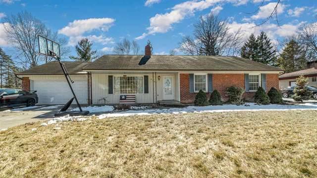 4345 Lynndale Dr., Saginaw, MI 48603 (MLS #50035592) :: The BRAND Real Estate