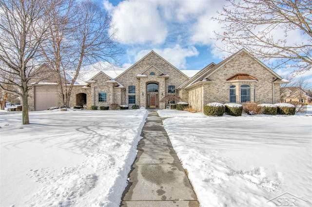 4121 Morningside Lane, Saginaw, MI 48603 (MLS #50035604) :: The BRAND Real Estate