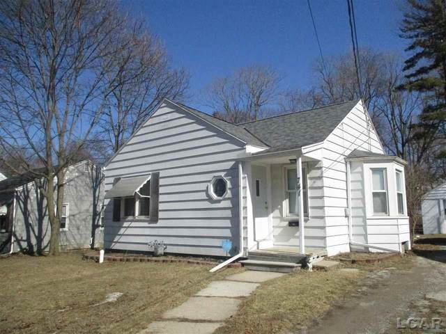 741 Dennis Street, Adrian, MI 49221 (MLS #50035618) :: The BRAND Real Estate