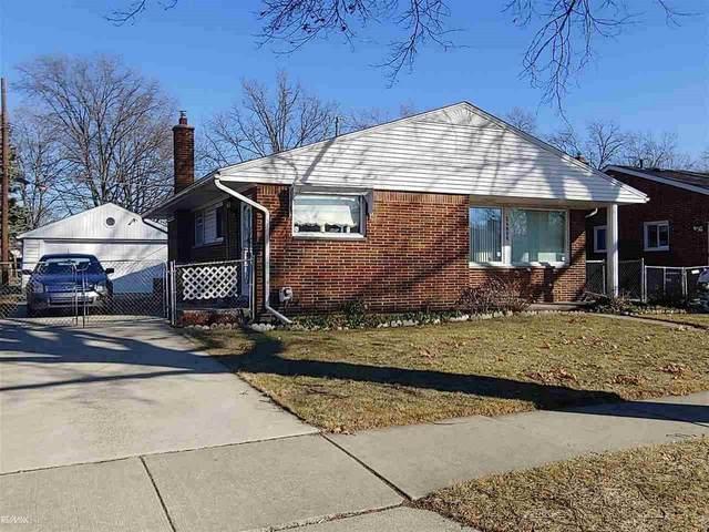 24908 Ursuline, Saint Clair Shores, MI 48080 (MLS #50035621) :: The BRAND Real Estate