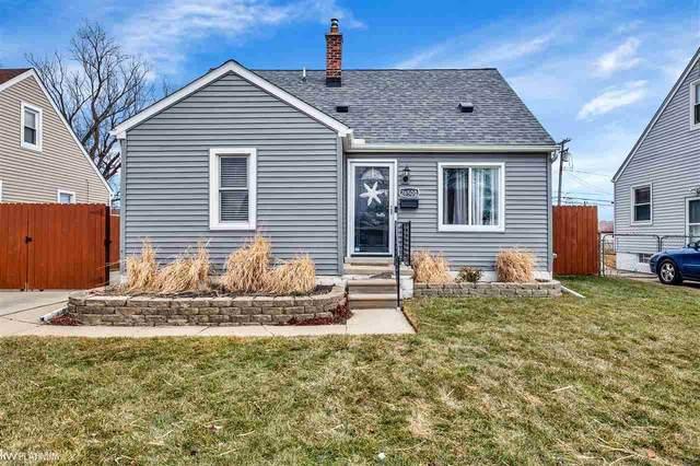 26500 Waldorf St, Roseville, MI 48066 (MLS #50035632) :: The BRAND Real Estate