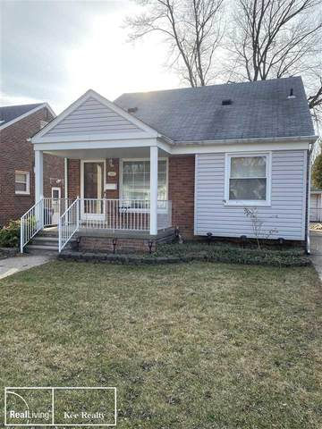 11423 Nathaline, Redford, MI 48239 (MLS #50036445) :: Kelder Real Estate Group