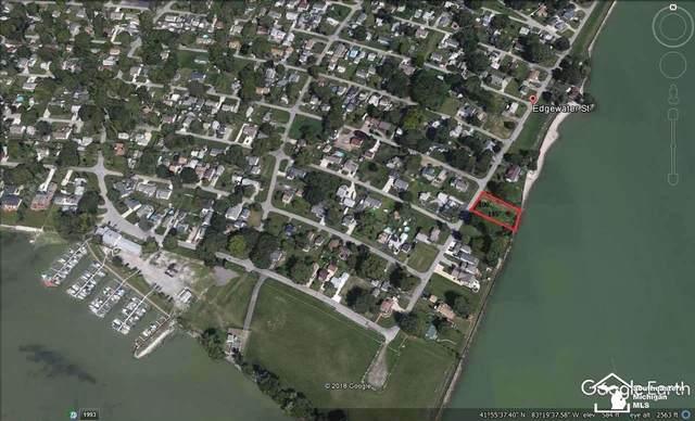 Edgewater Drive, Monroe, MI 48162 (MLS #50037254) :: The BRAND Real Estate