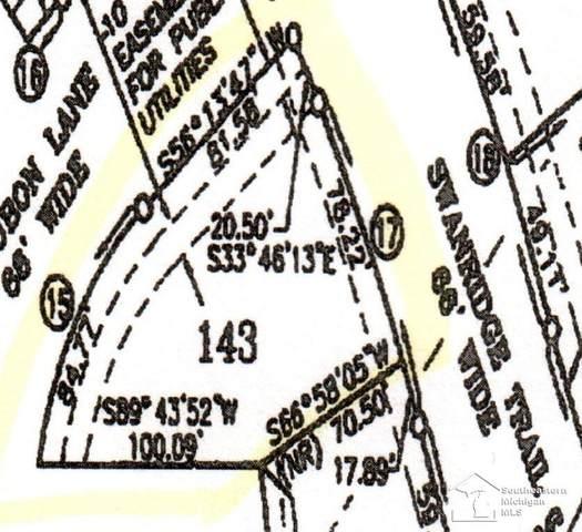 4150 Swan Ridge Lane, Newport, MI 48166 (MLS #50037326) :: The BRAND Real Estate