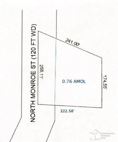 00 N Monroe, Monroe, MI 48162 (MLS #50037473) :: The BRAND Real Estate