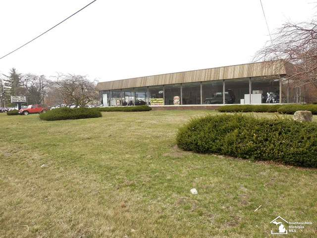 6095 N Monroe, Monroe, MI 48162 (MLS #50037509) :: The BRAND Real Estate