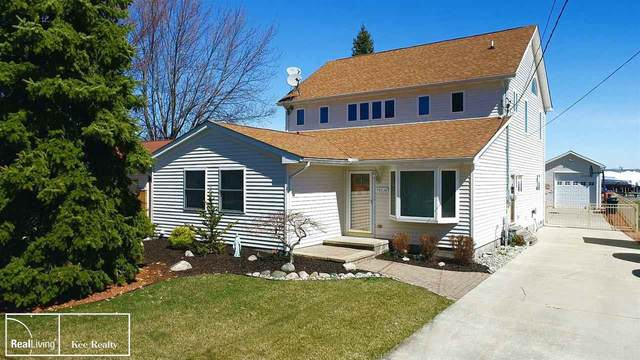 48636 Home Dr, Chesterfield, MI 48047 (MLS #50037673) :: The BRAND Real Estate