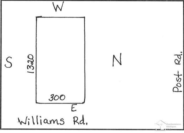 0 Williams 0200, Newport, MI 48166 (MLS #50037713) :: The BRAND Real Estate
