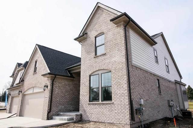 3894 Albatross Court #14, Rochester Hills, MI 48309 (MLS #50038333) :: The BRAND Real Estate