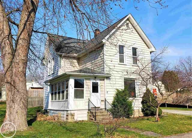 316 S 6th, Saint Clair, MI 48079 (MLS #50038413) :: Kelder Real Estate Group