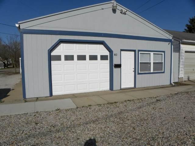 102 S Lovejoy, Durand, MI 48429 (MLS #50038470) :: Kelder Real Estate Group