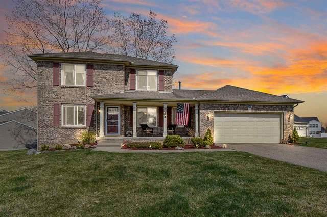 5349 Timber Line, Grand Blanc, MI 48439 (MLS #50038534) :: The BRAND Real Estate