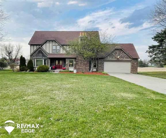 9115 Burning Tree, Grand Blanc, MI 48439 (MLS #50038546) :: The BRAND Real Estate