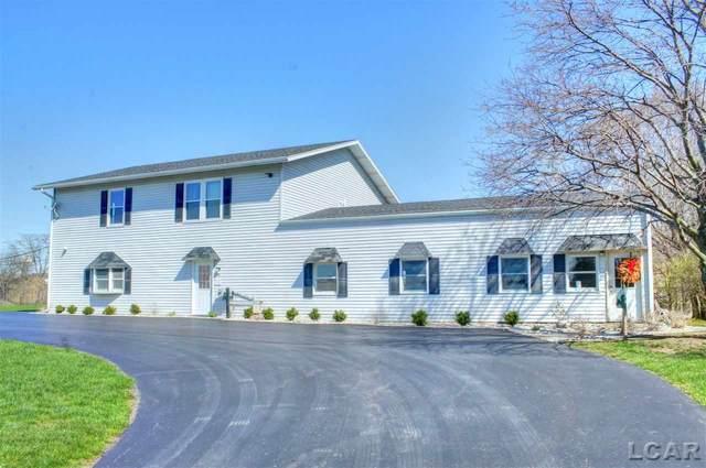 503 E Russell Rd, Tecumseh, MI 49286 (MLS #50038738) :: The BRAND Real Estate