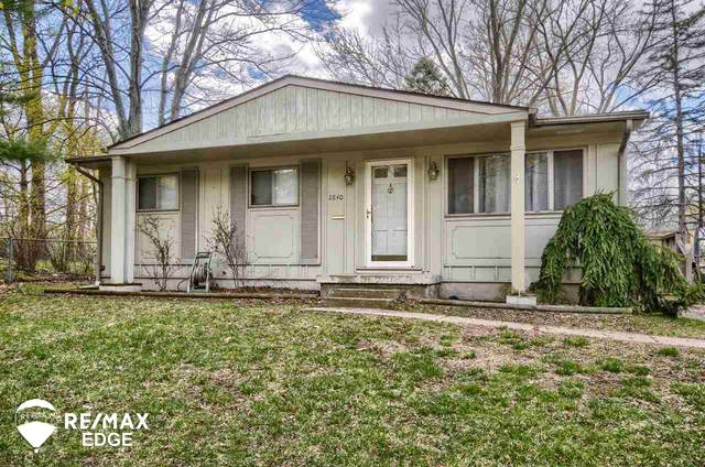 2840 Hampstead, Flint, MI 48506 (MLS #50038964) :: The BRAND Real Estate