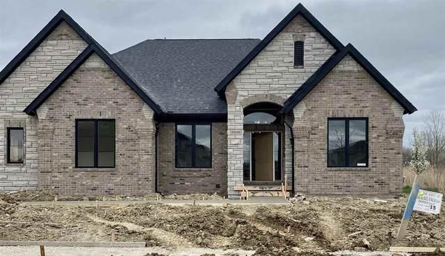 56298 Crimson Ct, Shelby Twp, MI 48316 (MLS #50039099) :: The BRAND Real Estate