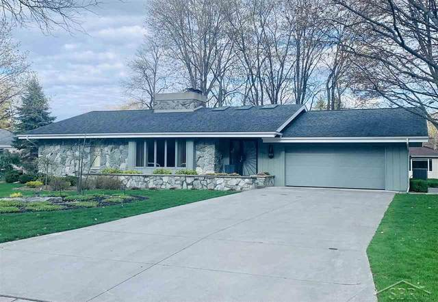 2888 E Nottingham Dr, Saginaw, MI 48603 (MLS #50039160) :: The BRAND Real Estate