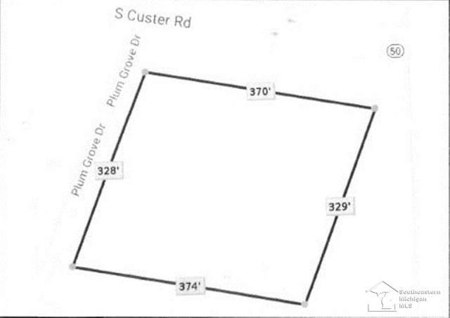 0 S Custer, Monroe, MI 48161 (MLS #50039360) :: The BRAND Real Estate
