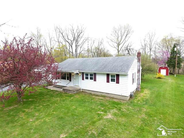 183 Wittman, Petersburg, MI 49270 (MLS #50039421) :: The BRAND Real Estate