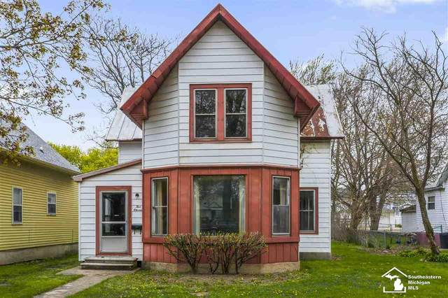 511 E First, Monroe, MI 48161 (MLS #50039487) :: The BRAND Real Estate