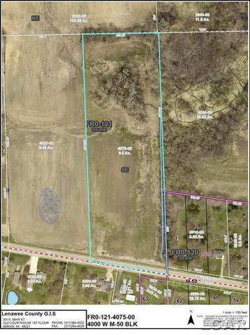 4000 W M50 Blk, Tipton, MI 49287 (MLS #50039630) :: The BRAND Real Estate