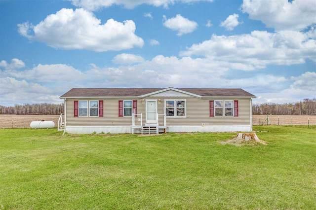 7827 Saunders Rd, Bentley, MI 48613 (MLS #50040081) :: The BRAND Real Estate