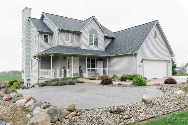 8520 Marr Highway, Manitou Beach, MI 49253 (MLS #50040715) :: The BRAND Real Estate