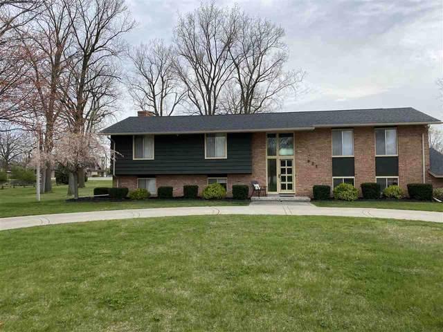 935 Athletic Street, Vassar, MI 48768 (MLS #50040864) :: Kelder Real Estate Group