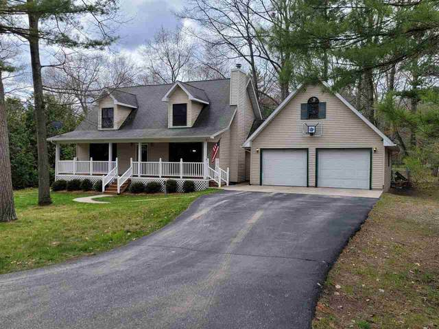 154 W Pine St, Au Gres, MI 48703 (MLS #50040878) :: The BRAND Real Estate