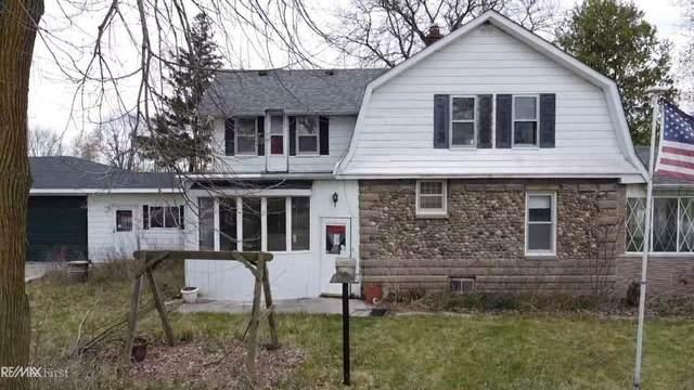 2396 Kronner, Columbus, MI 48063 (MLS #50040960) :: The BRAND Real Estate