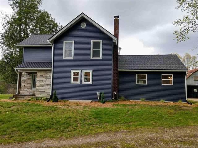 430 Grange Hall, Ortonville, MI 48462 (MLS #50041156) :: The BRAND Real Estate