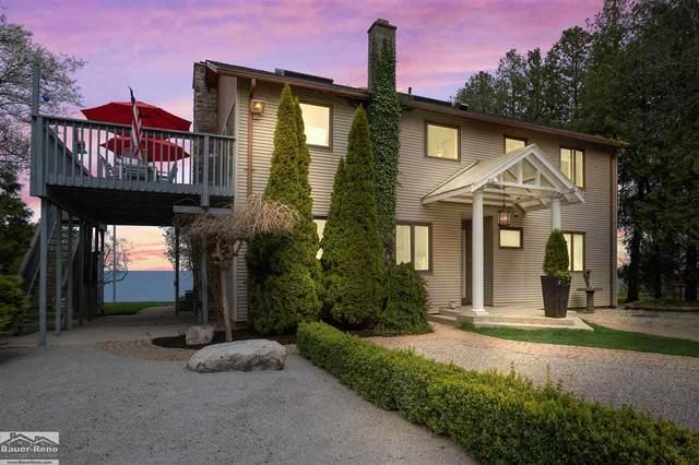 4137 Lakeshore, Lexington, MI 48450 (MLS #50041233) :: The BRAND Real Estate