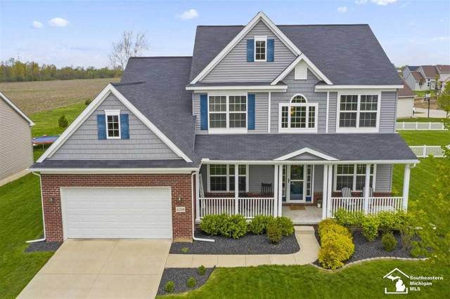 4218 Pear Tree, Monroe, MI 48161 (MLS #50041457) :: The BRAND Real Estate